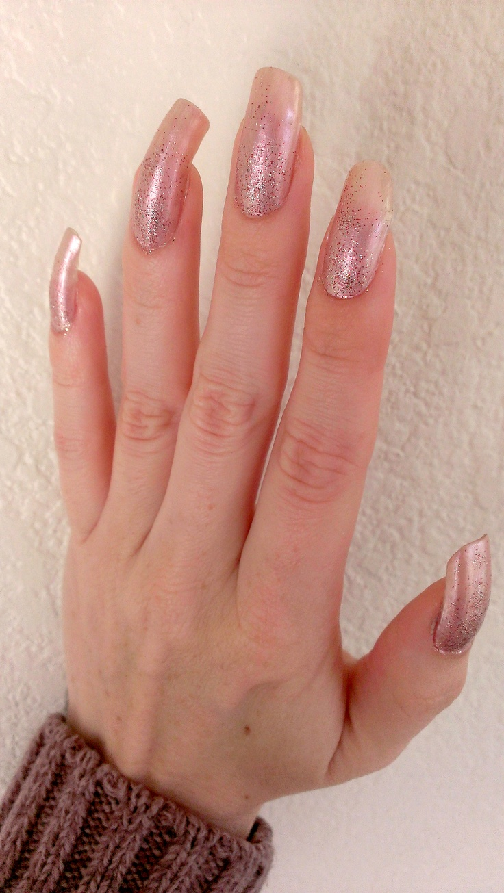 how to get long nails naturally