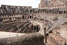This is the inside view of the amphitheater. It was built during the period of 70 - 80 AD.   http://www.colosseum.net/listingview.php?listingID=1