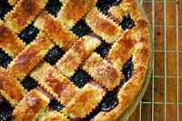 boysenberry-pie- my daughter in law made this for 4th of July. Fabulous!!
