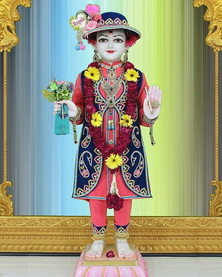 Shree Rupala Ghanshyam maharaj