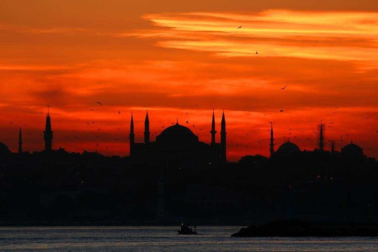 Historical Peninsula,Istanbul,Turkey