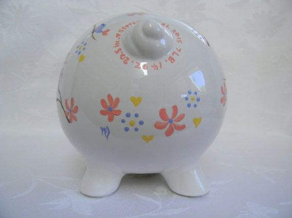25 best ideas about personalized piggy bank on pinterest Decorative piggy banks for adults