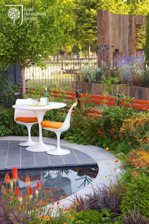 17 Best Images About Modern Mid Century Garden Designs On