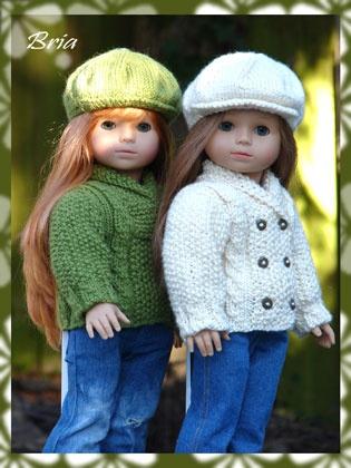 Great American Girl knitting patterns