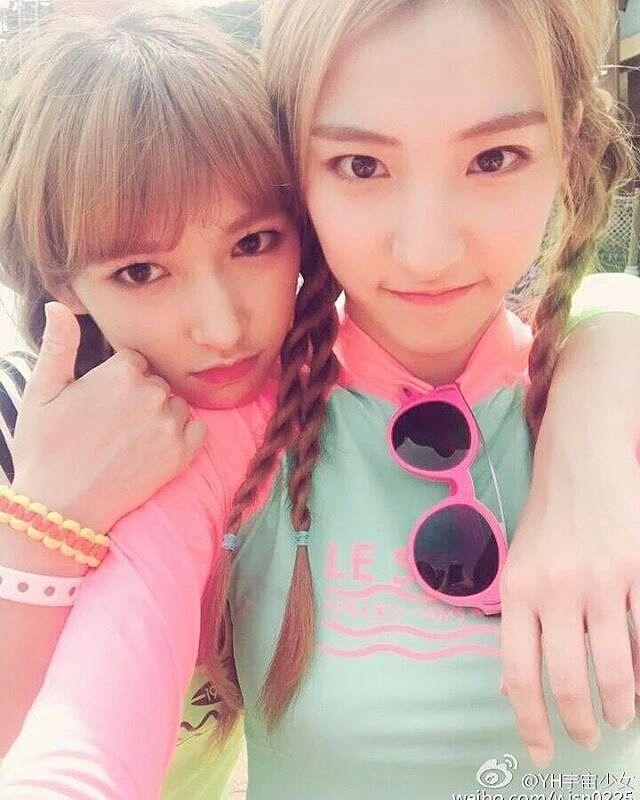 [ 160720 ] Chengxiao and Eunseo on Weibo Update #cosmicgirls #wujusonyeo #wjsn #우주소녀 #설아 #성소 #보나 #은서 #귀여워 #Chengxiao #Bona #Luda #Dawon #Dayoung #Exy #Yeoreum #Meiqi #Xuanyi #Soobin #Eunseo #SeolA #kpop #beautiful #cute #pretty #amazing #gorgeous #followme #momomo @wjsn_cosmic