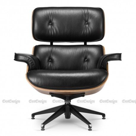 Fotel Lucera insp. Lounge Chair Eames