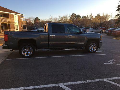 Vehicle #: 7807733833  $39,999 2014 Chevrolet Silverado 1500 Virginia Beach, VA Oncedriven