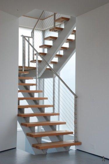 Diseño de escaleras modernas