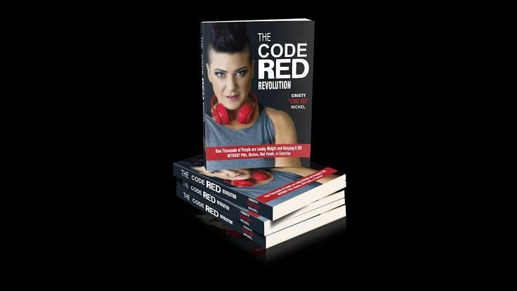 Cristy Code Red Talks About Her New Book The Code Red Revolution
