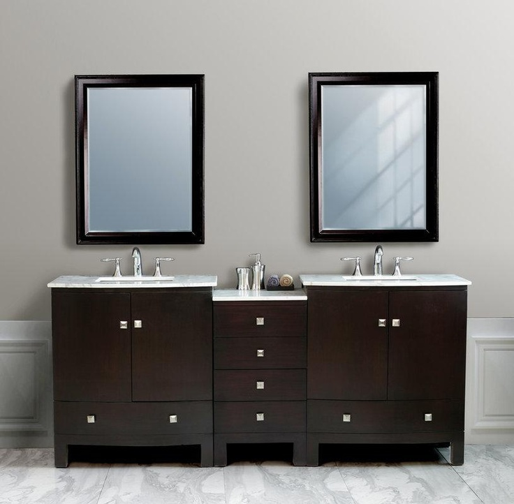 Basic Bathroom Ideas 28 best bathroom vanity images on pinterest | bathroom ideas
