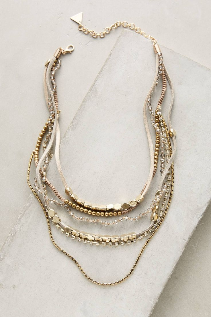 Mikao Collar Necklace - anthropologie.com