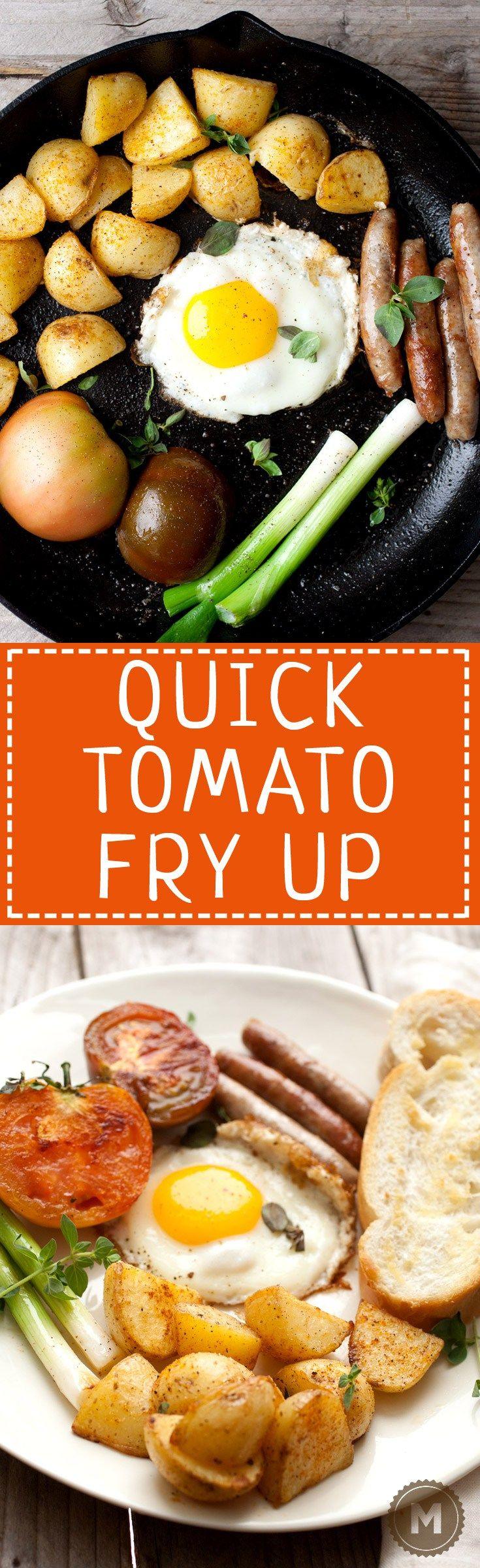 When aisha cooks how to make oatmeal custard my style aisha - Quick Tomato Fry Up