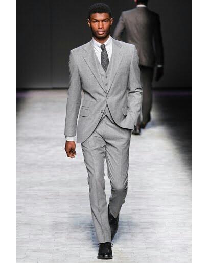 Light grey, white, black.   Suit Color Combinations   Pinterest