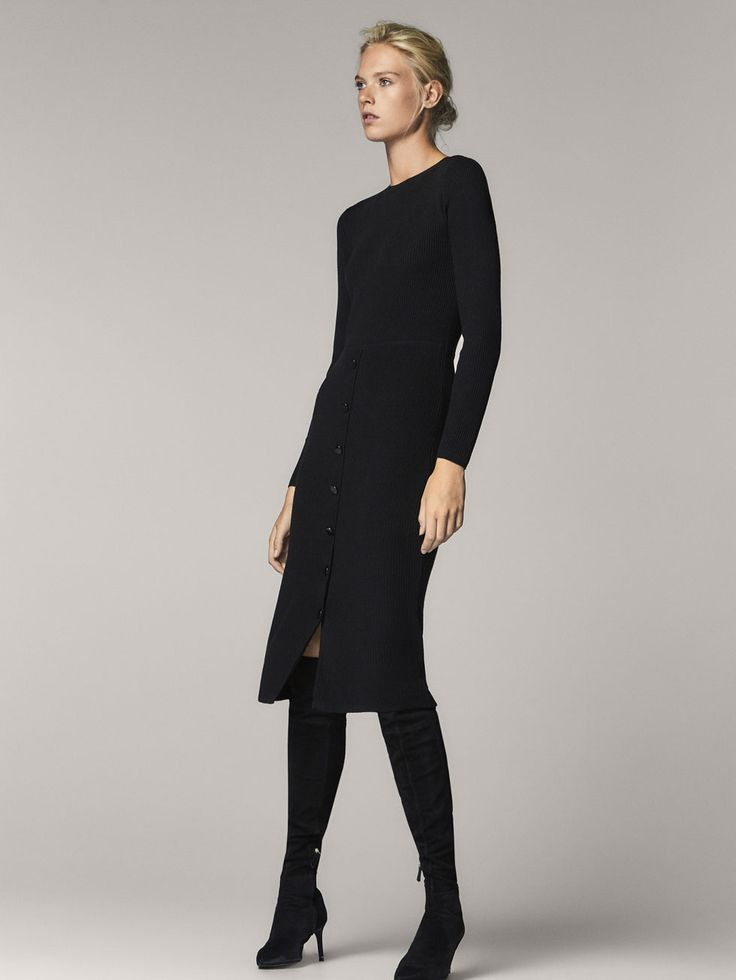 Dresses - WOMEN - Massimo Dutti