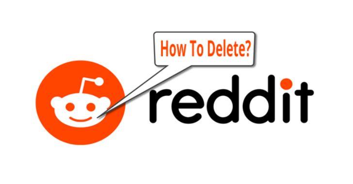 How to delete reddit account via browser smartphone