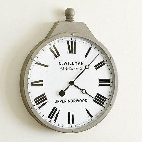 15 best Clocks images on Pinterest | Large wall clocks ...