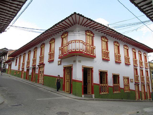 La Arquitectura del Paisaje Cultural Cafetero, unica en Colombia