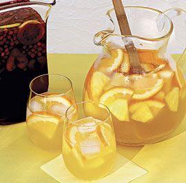 Pineapple-Orange Sangria