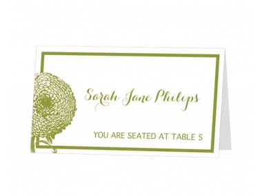 Best Name Cards Dinners Images On Pinterest Table - Celebrate it templates place cards