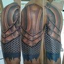 Armor Tattoos | Inked Magazine