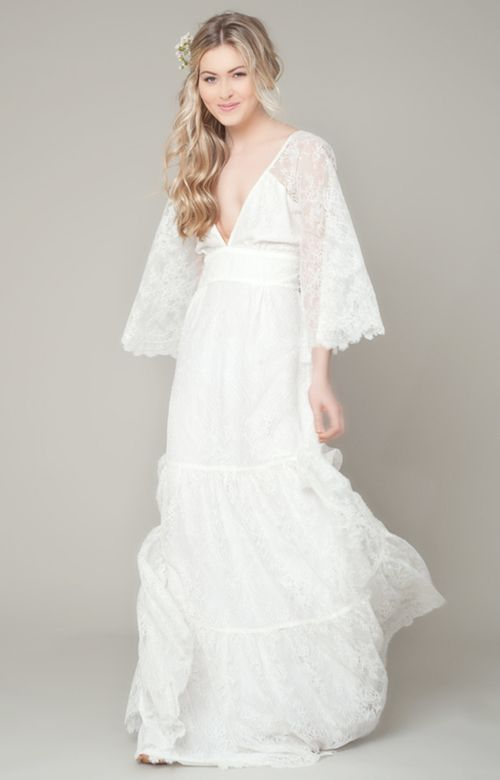 Chantilly Lace Symphony Gown