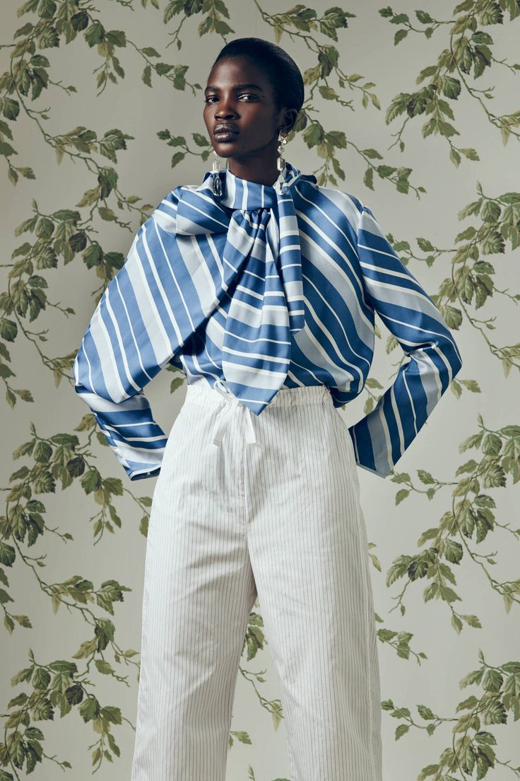 The Stories — Chapter 3 — Playing with Pattern: A Relaxed Approach to Prints — THE LINE