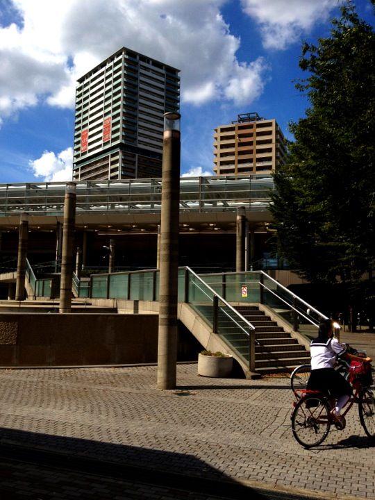 八千代緑が丘駅 (Yachiyo-Midorigaoka Sta.) en 八千代市, 千葉県