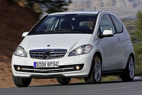 Mercedes-Benz A 160 CDi BlueEfficency