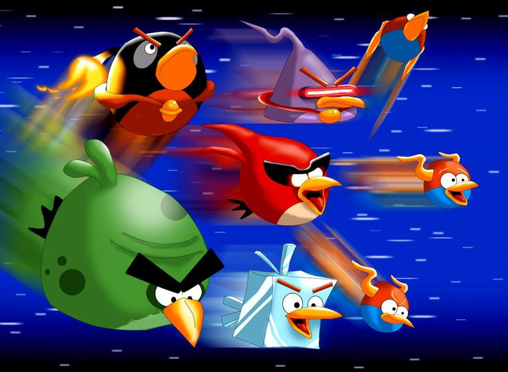 135 Best Images About Angry Birds Space On Pinterest