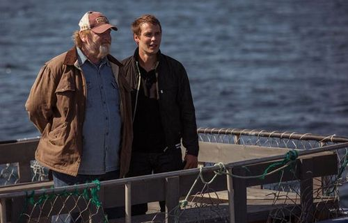 Taylor Kitsch: Taylor Kitsch in The Grand Seduction