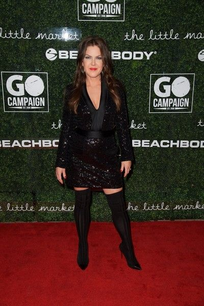 Actress Kira Reed Lorsch attends the 2017 GO Campaign Gala at NeueHouse Los Angeles on November 18, 2017 in Hollywood, California.