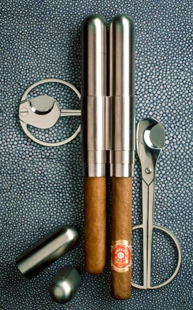 travel wallet men cigars
