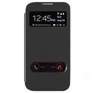 Flip Cover Shell Holster Slim View Original Battery Housing Leather Case For Samsung Galaxy S3 I9300 / S3 Neo I9300i / S3 Duos