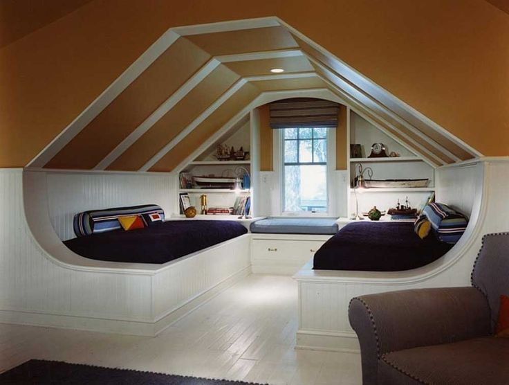 12 best best design of room under roof images on pinterest for Room roof design images