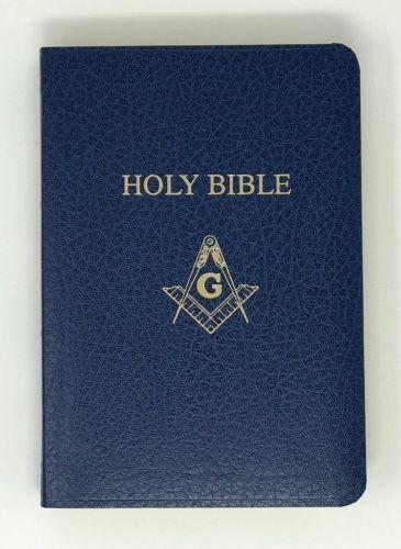 Freemason Member Bible Master Mason Edition