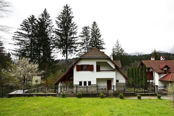 adelaparvu.com despre Le Chalet des Reves, cazare la Sinaia, vila de oaspeti (32)