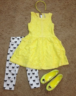 Taylor Joelle Designs: Childrens Style Guide - Hello Sunshine!