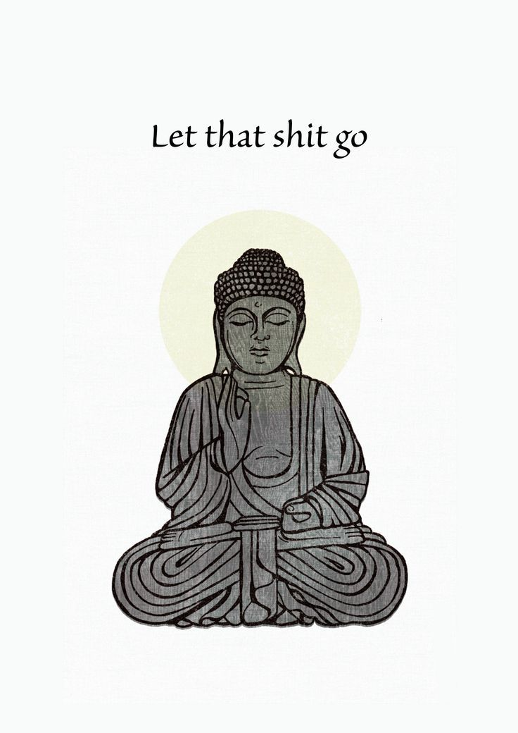 Let that shit go. More mindful inspiration: www.mindfulmuscle......