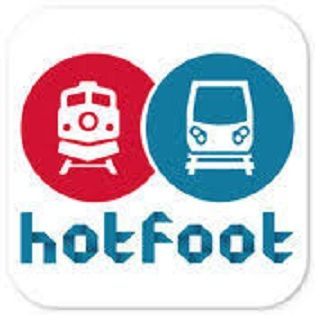 Check latest #railwayupdates by the hotfoot app. All #traintravelers must use this #app to avail the details about, #PNRStatus and #Irctc. This app is available on the search of #RailwayApp, #TrainEnquiry, #railinfo etc.