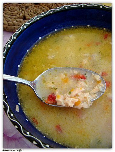 Balık çorbası - rumma - rumma