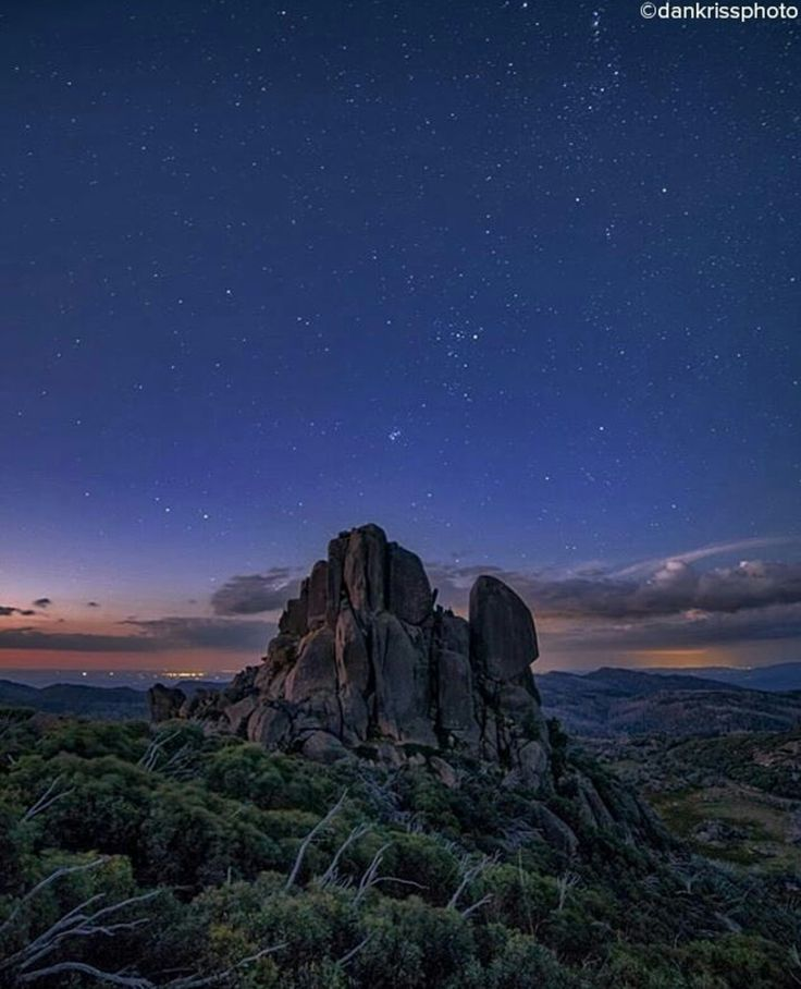 The Cathedral, Mount Buffalo Nat'l Park, Victoria