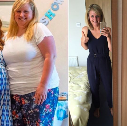 What a transformation! Krystina Wright shed a whopping 95 lbs [Photos: Instatram/mrsmummywright_sw]