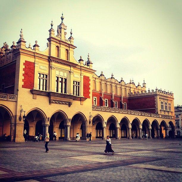 Sukiennice w Kraków