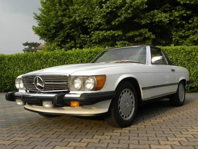 Fioravanti Motors Srl MercedesBenz SL 560 ASI