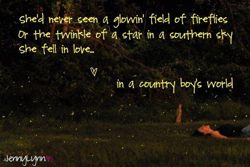 Jason Aldean - Country Boy's World  made by me :) JennyLynn<3