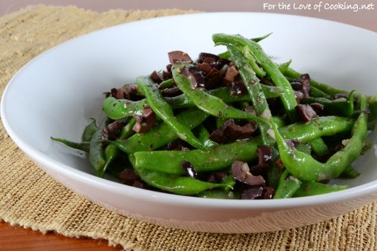 how to make crunchy green beans in the oven