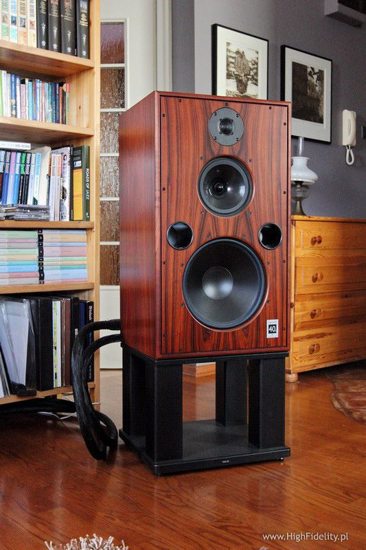 Harbeth M40.1, Easily One Of The Best Loudspeakers In The World, Available Part 70