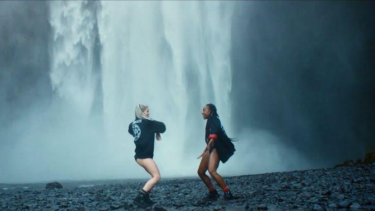 Cada adversidade é uma nova chance de demonstrarmos nossa força.  Major Lazer - Cold Water (feat. Justin Bieber & MØ) (Official Dance Video)