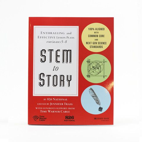 Bring STEM to life for students with zombies, rockets, celebrities, and more! STEM to Story: Enthralling and Effective Lesson Plans for Grades 5-8 inspires learning through fun, engaging, and meaningf
