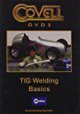 TIG Welding Set: TIG Welding Basics & Advanced TIG Welding (2 DVD set)